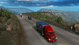 Image for Hot dog: American Truck Sim, Albuquerque - next week