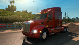 Image for American Truck Simulator's new sound engine makes engines sound great