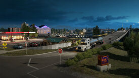 Image for American Truck Simulator pulls into Idaho today