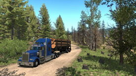 Image for American Truck Simulator's Oregon is looking lovely