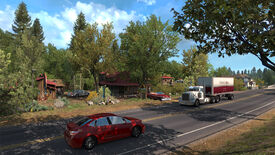 Image for Honk honk! American Truck Simulator's Oregon expansion is out now