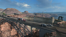 Image for American Truck Simulator expands to Utah this year
