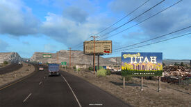 Image for American Truck Simulator honks into Utah next week