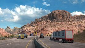 Image for American Truck Simulator rolling into Utah in November