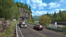 Image for American Truck Simulator now rolling through forests and mountains of Washington