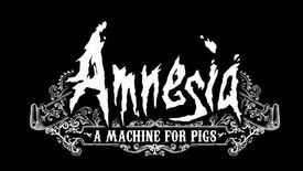 Image for Fin De Siècle: Amnesia - A Machine For Pigs