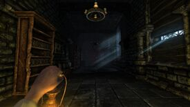 Image for Amnesia: The Dark Descent is now haunted by Hard Mode