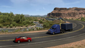Image for American Truck Simulator's next expansion is Wyoming
