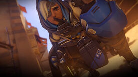 Image for Overwatch's Ana Can Stun You So Hard You Quit Playing