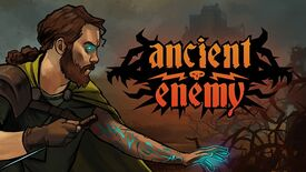 Image for Ancient Enemy is a British folklore card battler from the Shadowhand devs