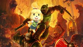 Image for The Doom and Animal Crossing fandoms wish each other luck, are wholesome and lovely