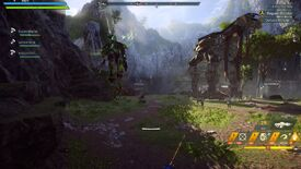 Image for Anthem A Cry For Help mission - Help Freelancer Diggs repair his strider
