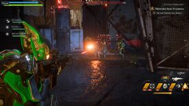 Image for Anthem Cautious Cooperation mission - how to deal with the Shaper relic