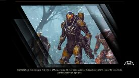 Image for Have Anthem's loading times been improved by the Day One patch?