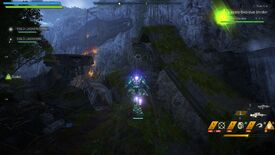 Image for Anthem Overdue mission - Investigate the lateness of the strider