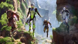 Image for Anthem's fate reportedly to be decided by EA this week