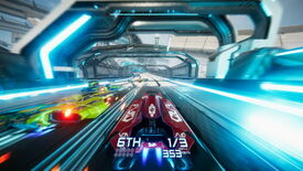 Image for Wipeout-ish racer Antigraviator's demo hovers out