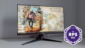 Image for AOC 24G2U review: another best budget gaming monitor champion