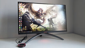 Image for AOC Agon AG273QX review: Finally, a perfect 1440p, HDR monitor