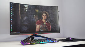 Image for AOC Agon AG322QC4 review: An excellent FreeSync 2 HDR monitor, brightness be damned