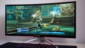 Image for AOC Agon AG352UCG review: The Final Fantasy XII monitor quest continues
