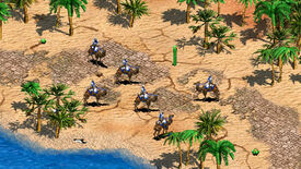 Image for Age of Empires II Teases Upcoming Expansion, Camels