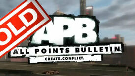 Image for APB Sold, Definitely Going Free-To-Play