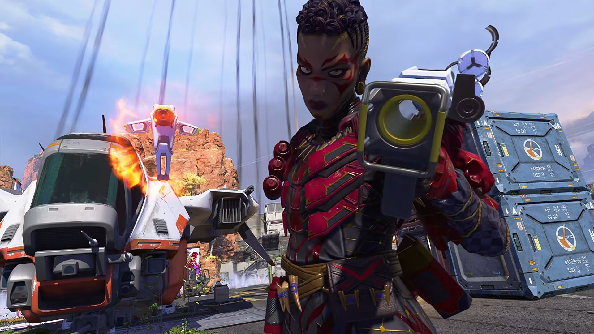 Apex Legends new event gives you a rubbish shotgun then releases you into the wild