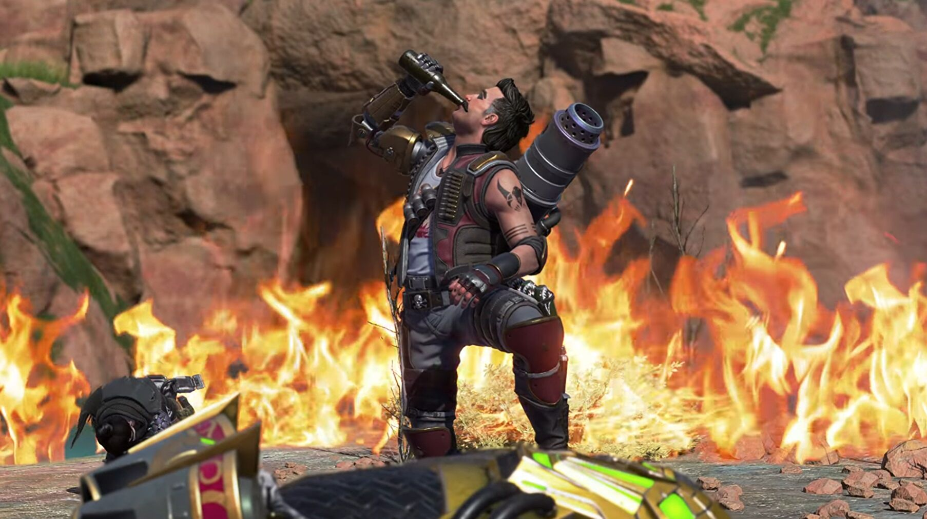 Apex Legends' Kings Canyon map adds a whole new area in Season 8