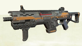 A render of the CAR SMG in Apex Legends.