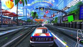 Image for Back In The Day(tona): The 90's Arcade Racer
