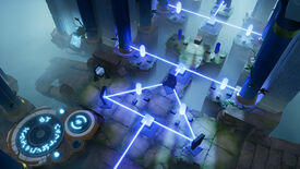 Image for Archaica: The Path Of Light shines lasers into September