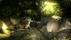 Image for Ark: Survival Evolved goes underground in Aberration