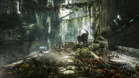 Image for Ark: Extinction stomps onto a ruined Earth today