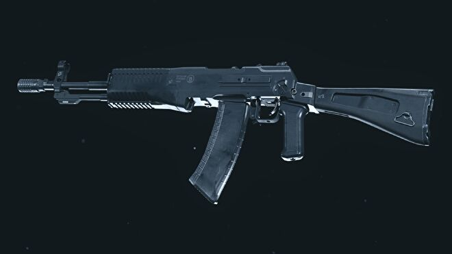An AN-94 in Warzone