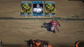 Image for Artifact feels like Valve's solution to post-Hearthstone card games