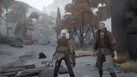 Image for Ashen's unreliable friends are my favourite NPCs in a long while