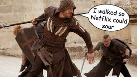 Image for Netflix is doing an Assassin's Creed TV show, and it should be a direct sequel to the movie
