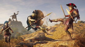 Image for Assassin's Creed Odyssey kicks off in October