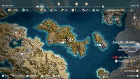Image for Assassin's Creed Odyssey Abantis Islands: how to complete the side quests