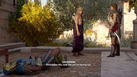 Image for Assassin's Creed Odyssey Alkibiades: how to complete the side quests