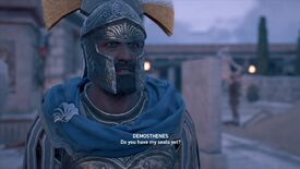 Image for Assassin's Creed Odyssey Demosthenes: how to complete the side quests