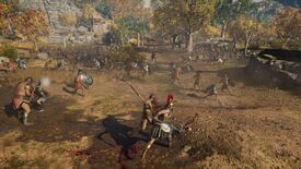 Image for Assassin's Creed Odyssey conquest: how to start a skirmish, taking over territory