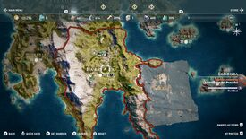 Image for Assassin's Creed Odyssey Lakonia: how to complete the side quests