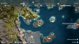 Image for Assassin's Creed Odyssey Obsidian Islands: how to complete the side quests