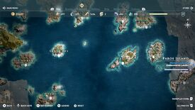 Image for Assassin's Creed Odyssey Naxos and Paros: how to complete the side quests