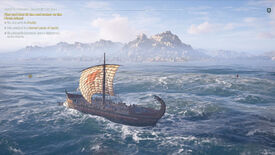 Image for Assassin's Creed Odyssey sailing: all the ship cosmetics, upgrading the Adrestia