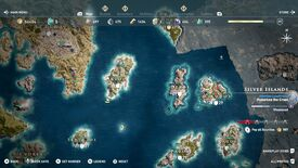 Image for Assassin's Creed Odyssey Silver Islands: how to complete the side quests