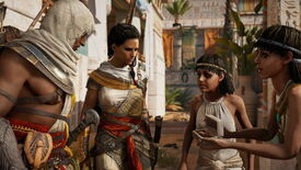 Image for Assassin's Creed Origins system requirements leap out