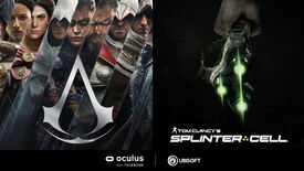 Image for Oculus is getting exclusive Assassin's Creed and Splinter Cell VR games